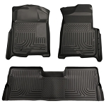 WeatherBeater Front & 2nd Seat Floor Liners hl98331