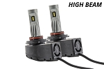 15-17 High Beam LED Headlights for 2015-2017 Ford F-150 (pair) 9005 SL1